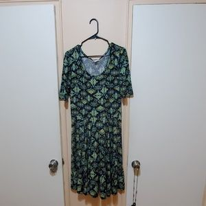 Lilaroe Nicole dress